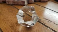 Clear Quartz ~ Sacred Geometry