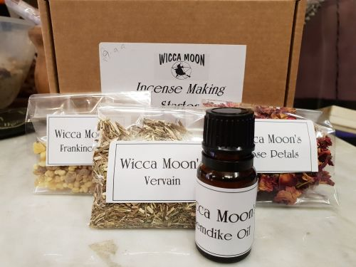 Incense Making Kit