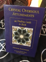 Crystal Oversoul Attunements Cards