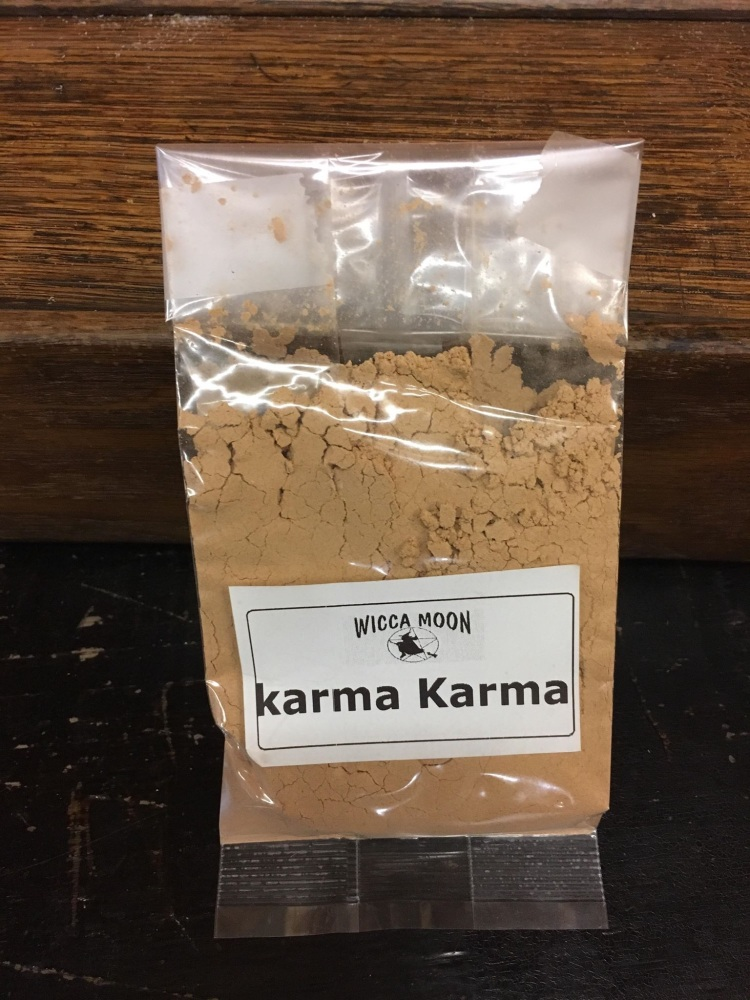 Karma Karma Self Burning Incense