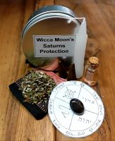 Saturn Protection Spell