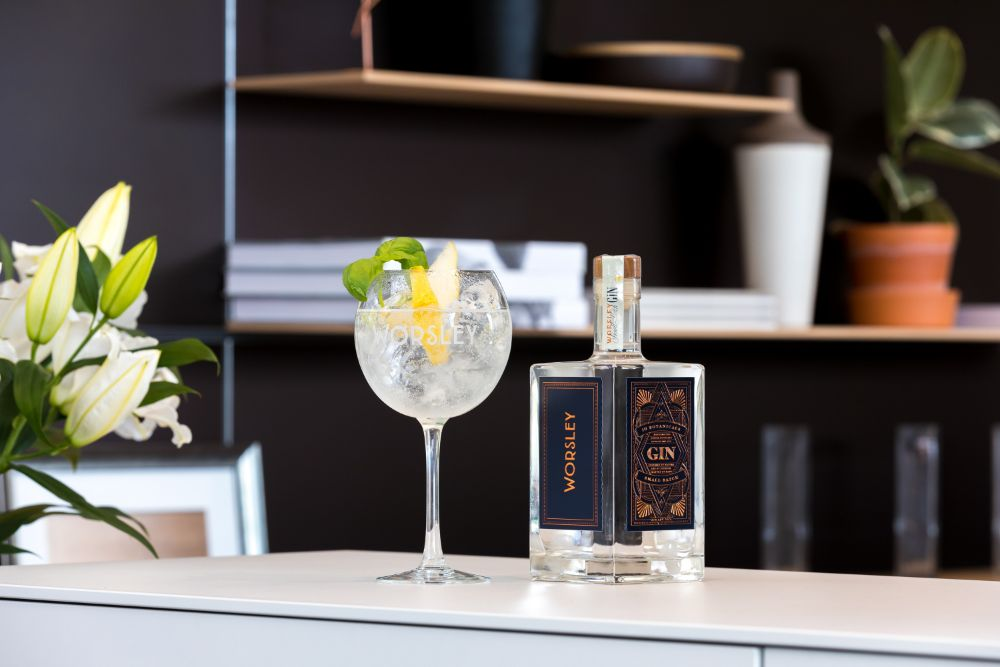Buy Worsley Gin