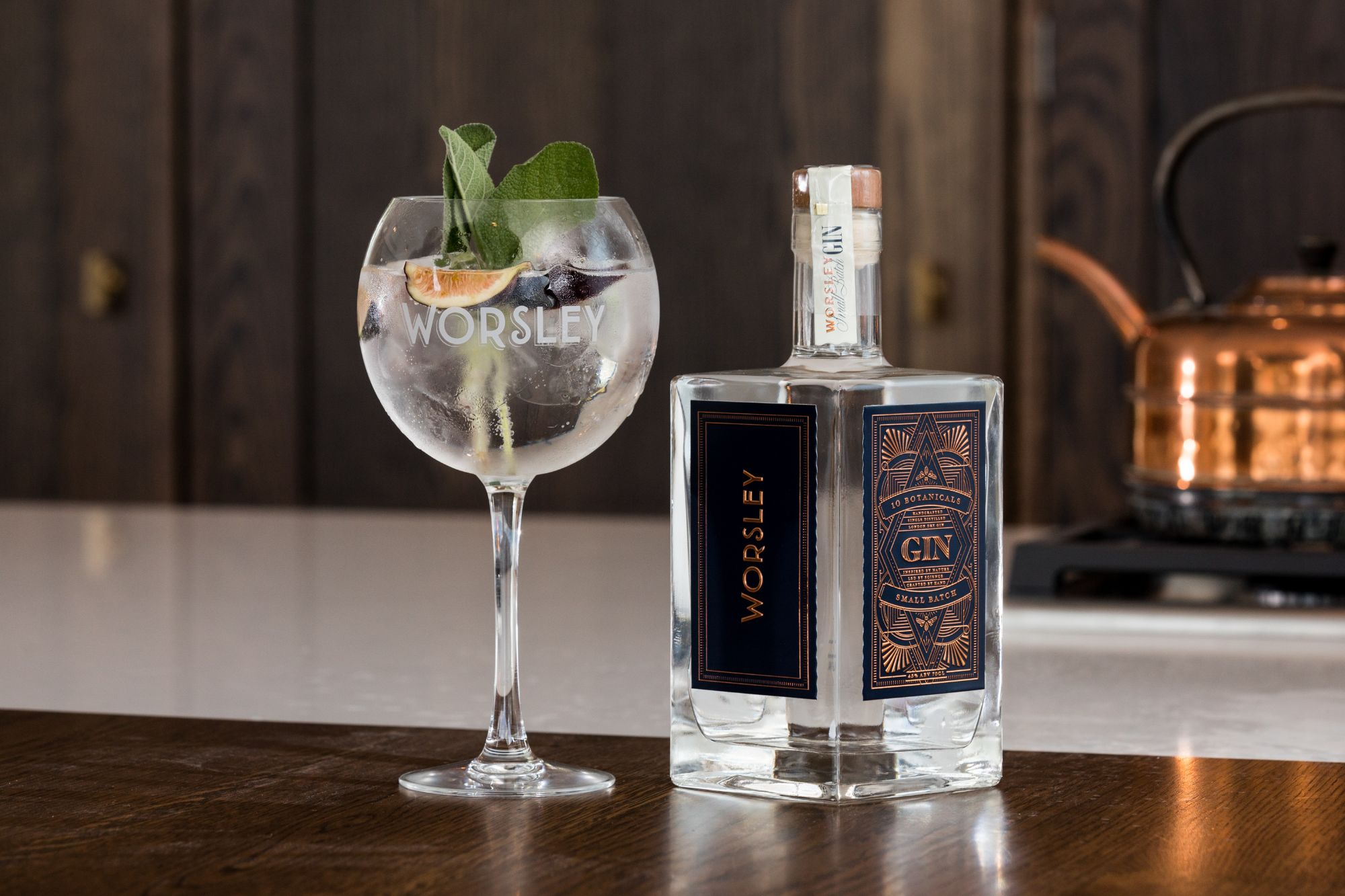 luxury gin