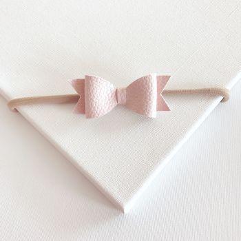 Peony Bow Headband