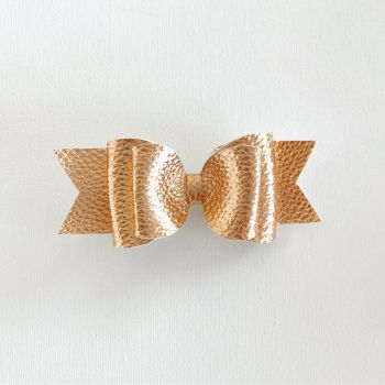 Rosa Double Bow Hair Clip