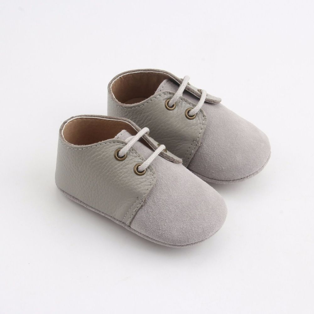 Pebble Oxford Shoe