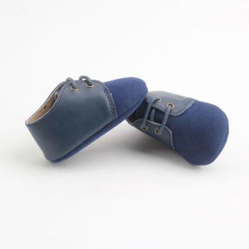 Midnight Oxford Shoe