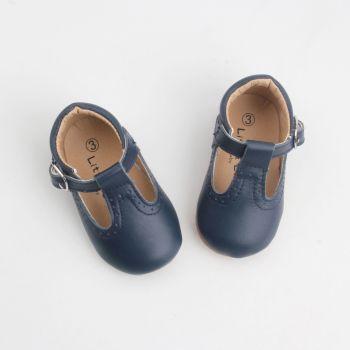 Midnight T-bar Shoe