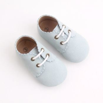 Powder Blue Ankle Boot