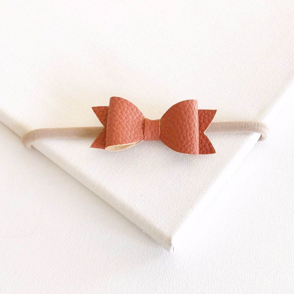 Fox Bow Headband