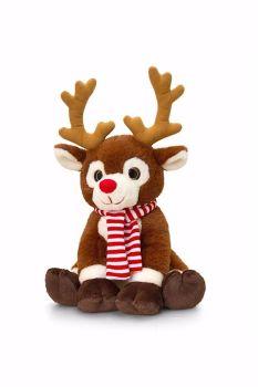 20cm Rudolph Christmas Reindeer
