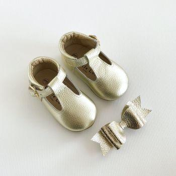 Goldie T-bar Shoe