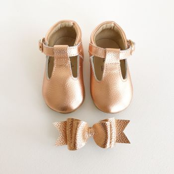 Rosa T-bar Shoe