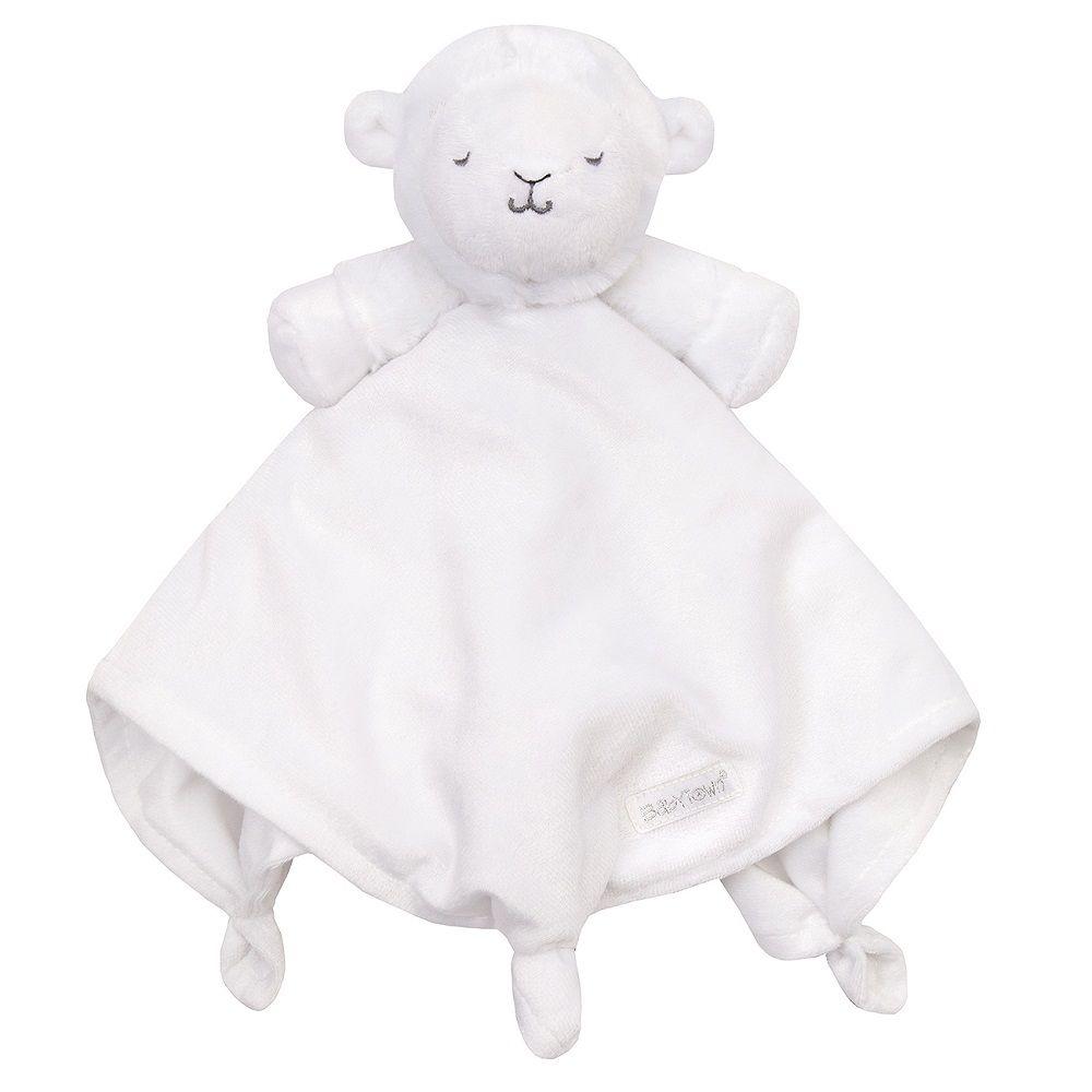 Little Lamb Comforter - White