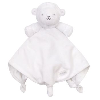 Little Lamb Comforter - White