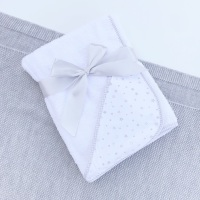 Little Star Soft Hooded Towel