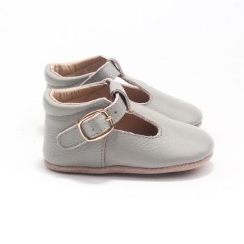 Pebble T-bar Shoe