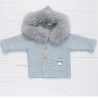 Pangasa Baby Jacket - BLUE
