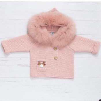 Pangasa Baby Jacket - Pink