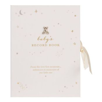 Little Bear Baby Record Book