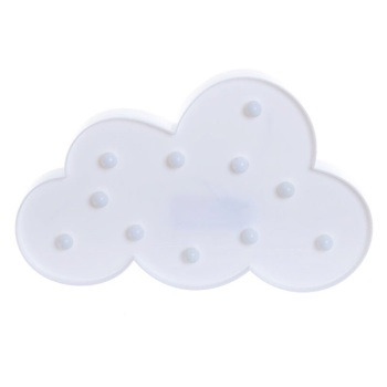 Cloud Shaped LED Night Light