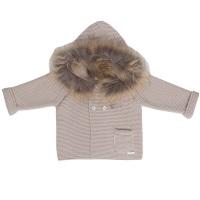 PREORDER - Pangasa Baby Jacket - Beige
