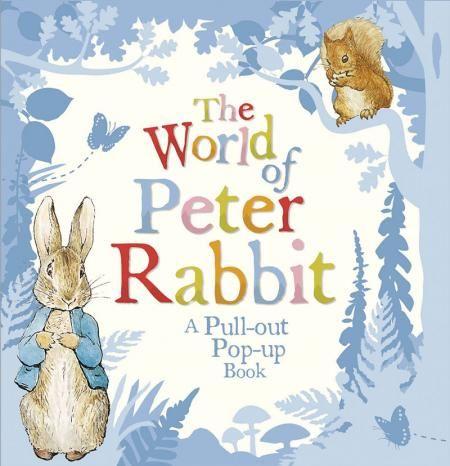 World of Peter Rabbit Concertina Book