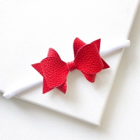 NEW Luxe Bow Headband - Roux
