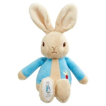 Peter Rabbit Soft Beanie Rattle
