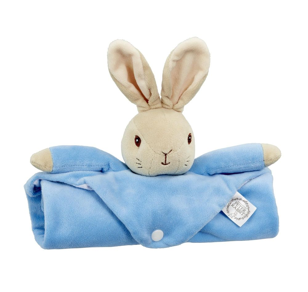 Peter Rabbit Snuggle Blanket