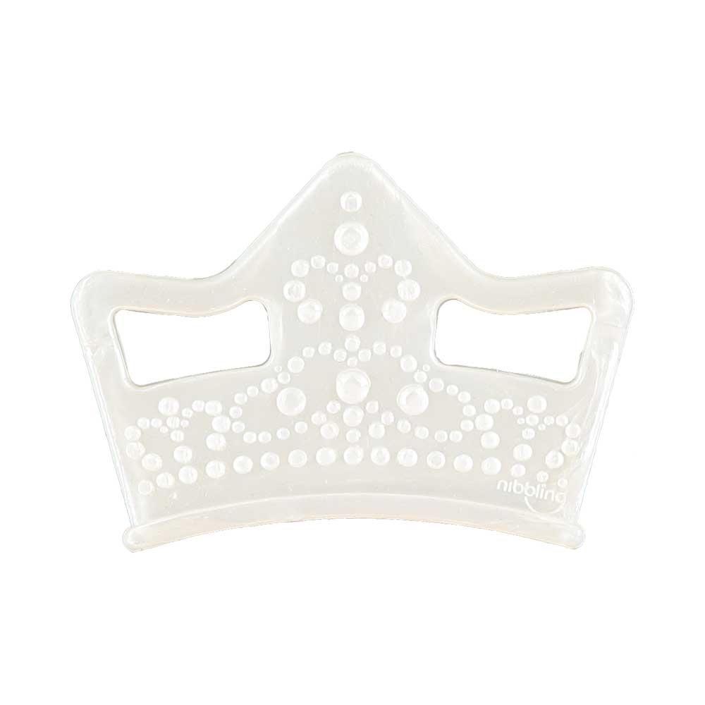 Tiara Silicone Teething Toy – Pearl