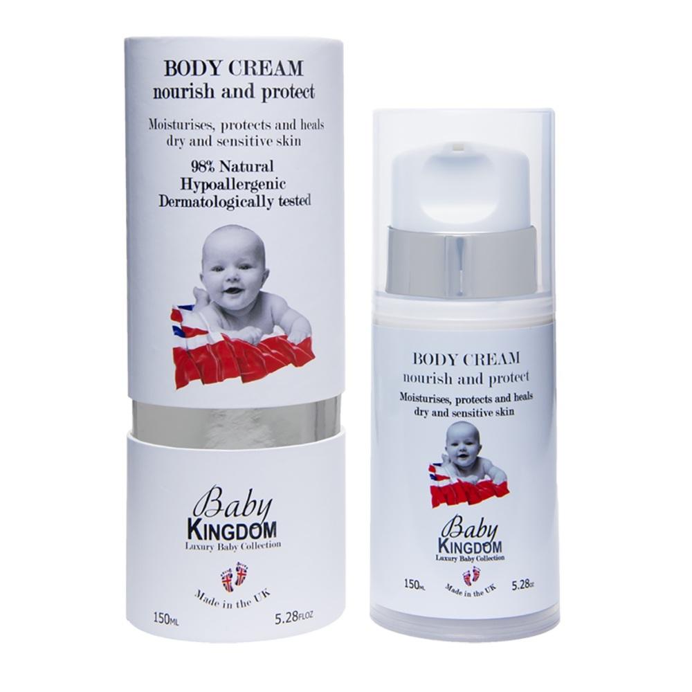 Baby Kingdom Body Cream (150ml)