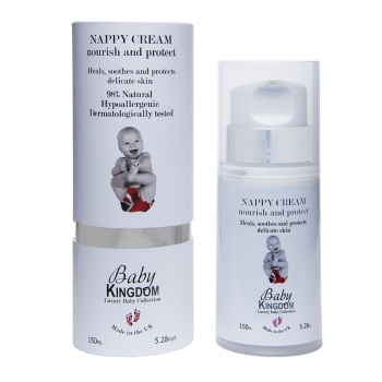 Baby Kingdom Nappy Cream (150ml)