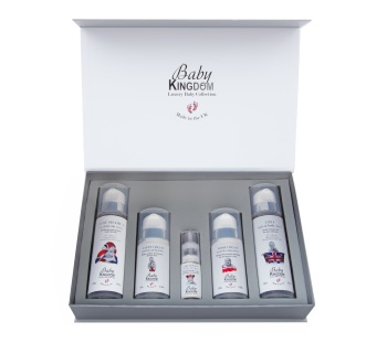 Baby Kingdom Luxury Gift Set
