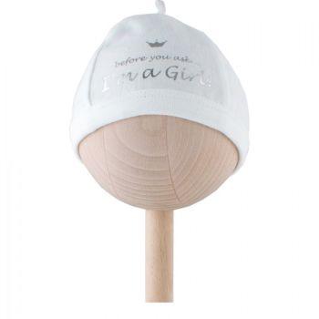 "BAM BAM ""I'm A Girl"" Beanie Hat"
