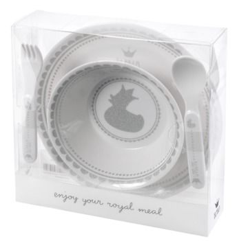 BAM BAM Baby Royal Baby Dinner Set