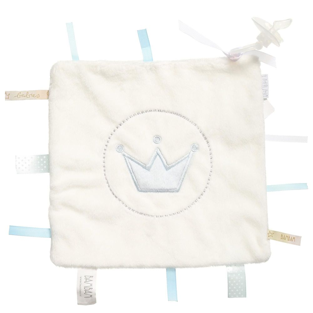 BAM BAM Tuttle & Soother Set - Blue