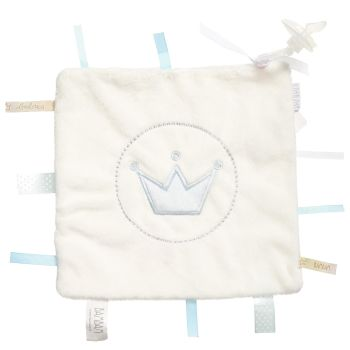 BAM BAM Baby Tuttle & Soother Set - Blue