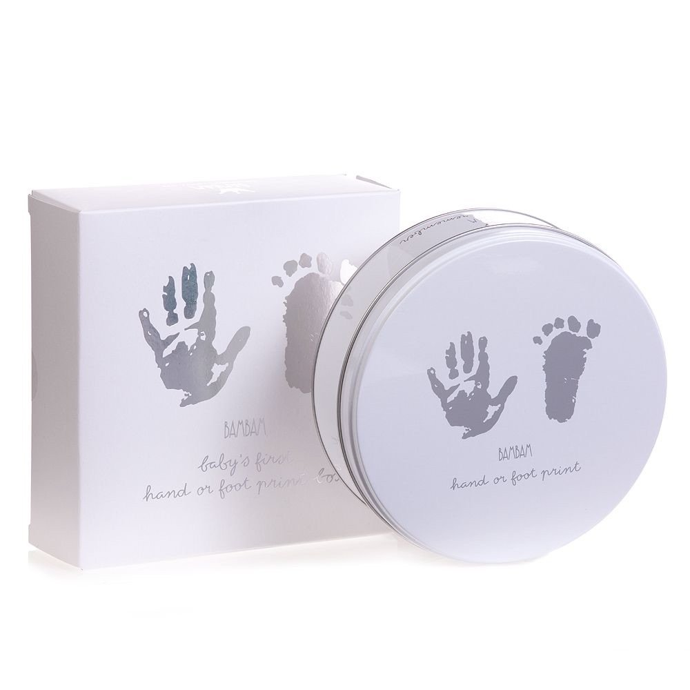 BAM BAM Baby Hand and Foot Print Plaster Cast (15cm)
