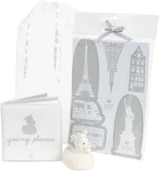 BAM BAM Baby Bathtime Gift Set