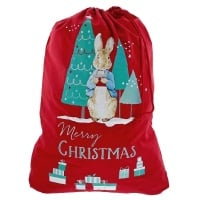Beatrix Potter Peter Rabbit Christmas Sack