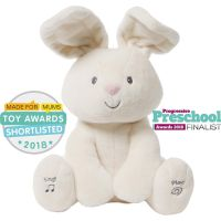 GUND Baby Flora The Animated Bunny