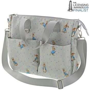 Beatrix Potter Peter Rabbit Baby Collection Changing Bag