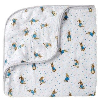 Beatrix Potter Peter Rabbit Baby Collection Blanket