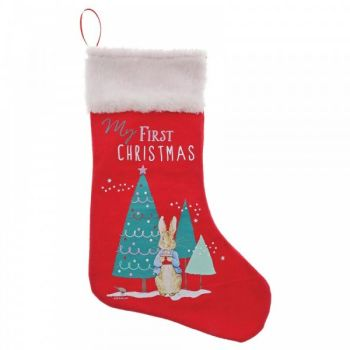 Peter Rabbit My First Christmas Stocking