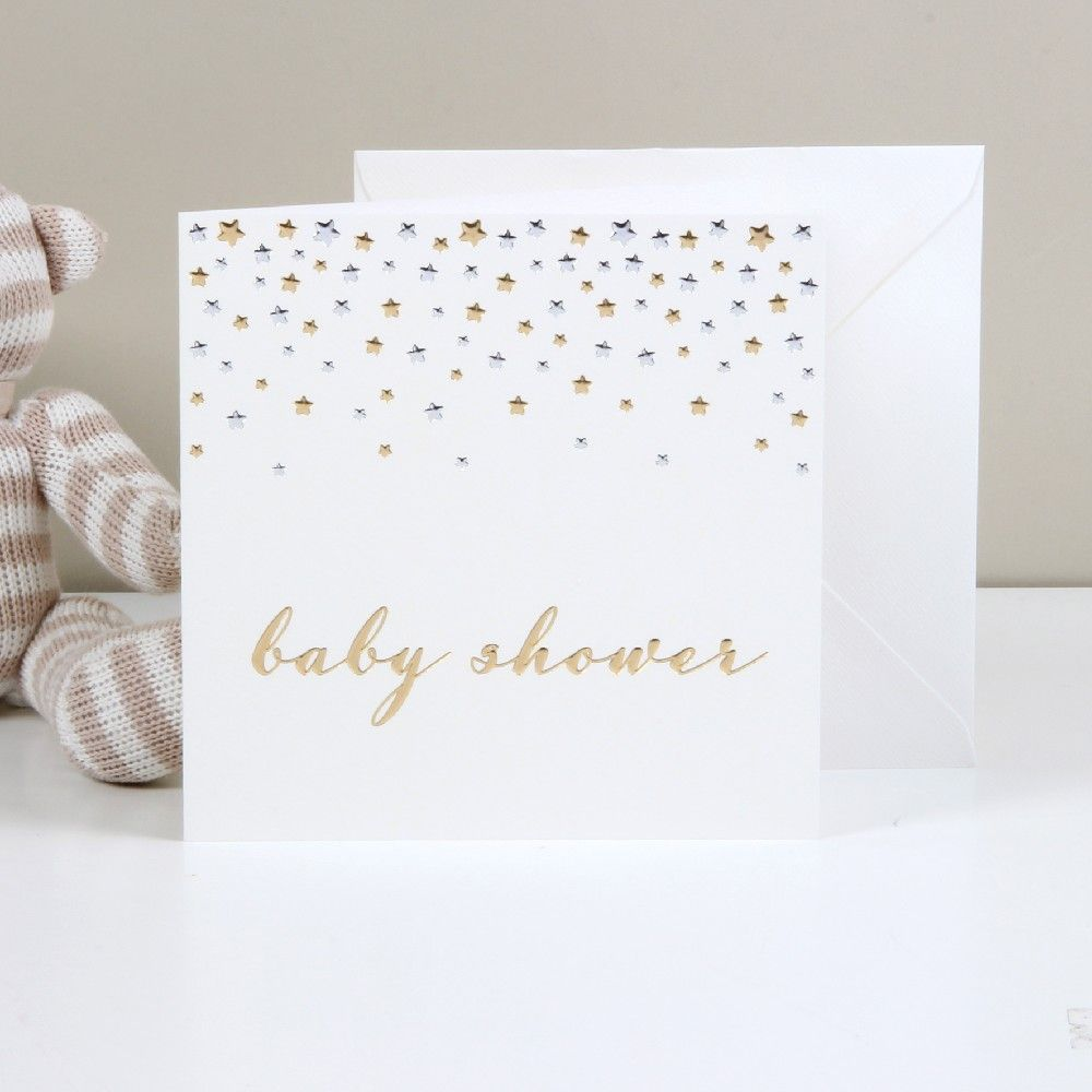Bambino Deluxe Card - Baby Shower