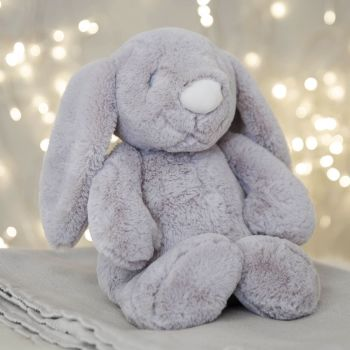 Bambino Grey Plush Rabbit Large 31cm