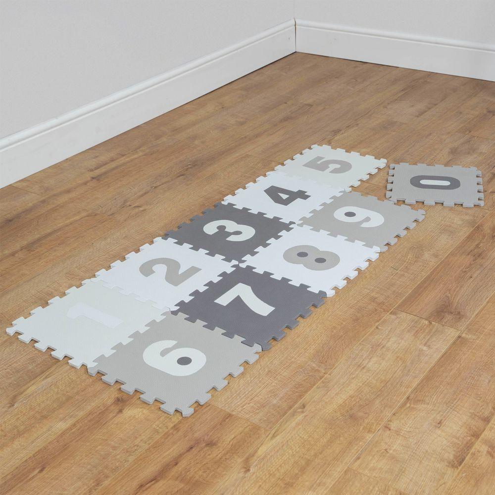Bambino Set of 10 0 - 9 Foam Puzzle Playmats