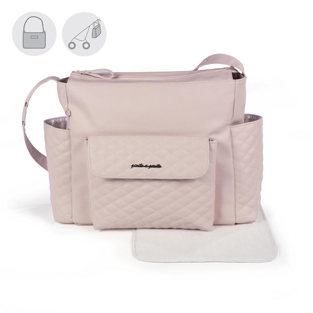 Pasito a Pasito INES Baby Changing Bag - Pink