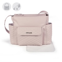 Pasito a Pasito INES Baby Changing Bag - Pink (52cm)